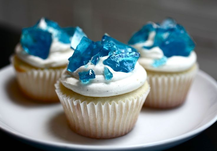Idea: Breaking Bad Cupcakes