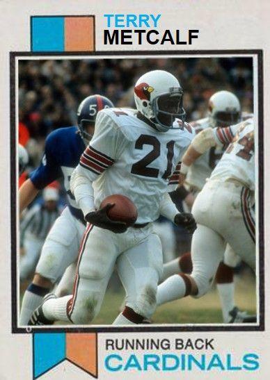 Terry Metcalf St. Louis Cardinals