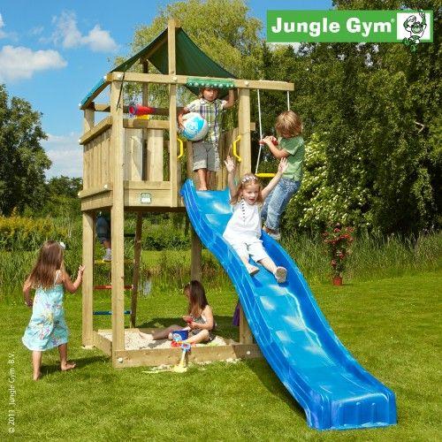 Jungle Gym Lodge T401040 670 Active garden