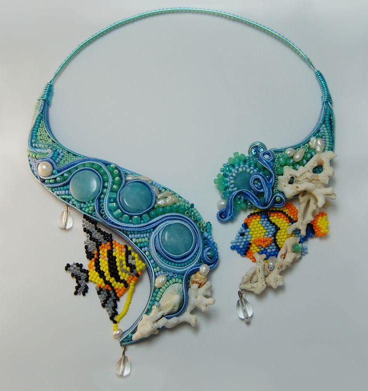 "Колье ""Бали: легенды моря"" Финалист"