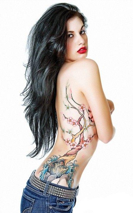 flotte tatoveringer på kvinder