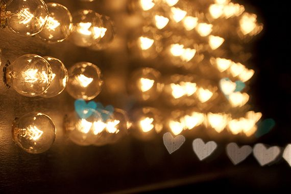 For all you photographers out there, here's a DIY project that's as simple as it is cool- a heart-shaped bokeh lens filter.