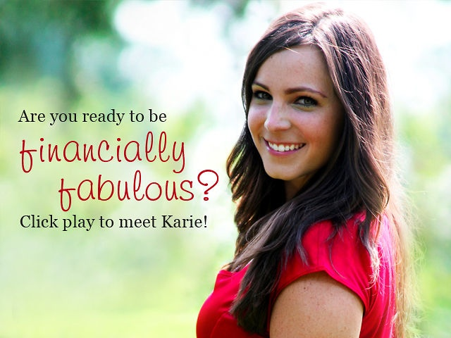 Karie Hill is a financial freedom coach for women