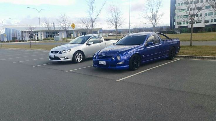 Mint blueprint xr6 au ford