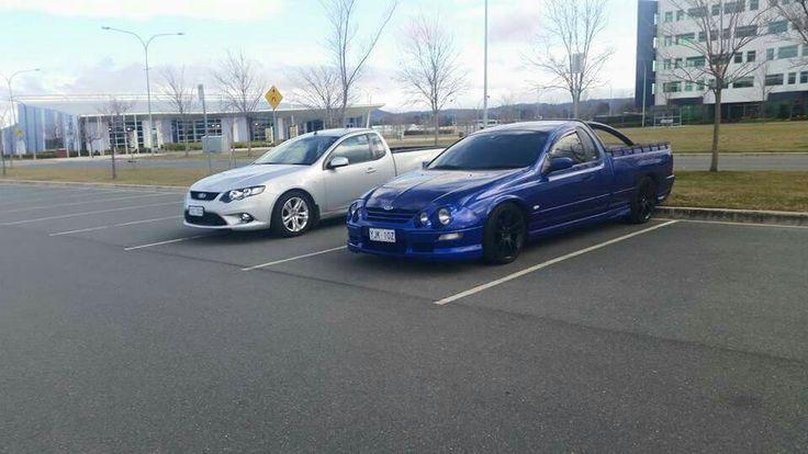 Mint blueprint xr6 au ford