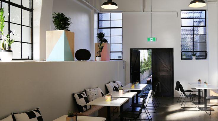 New Opening: Greenleaf Organics Café, Kingsland