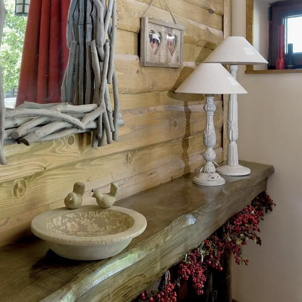 Best Country Style Bathrooms Ideas On Pinterest Country - Primitive bathroom decor for small bathroom ideas