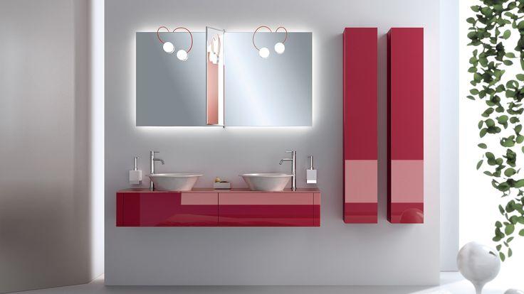 Итальянская компания Scavolini представляет: ванная комната Font – Ваша тайна…