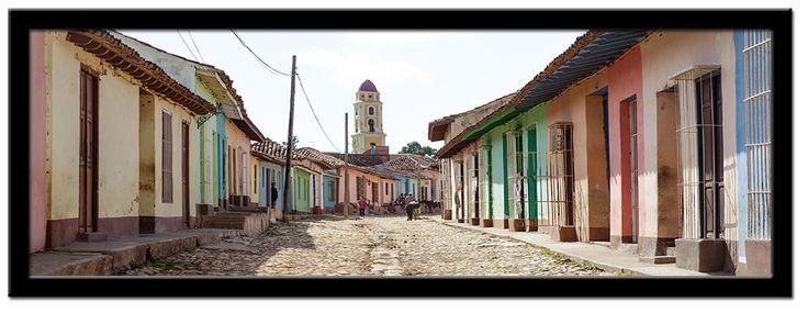 Trinidad (Cuba) - wall art F1PS313