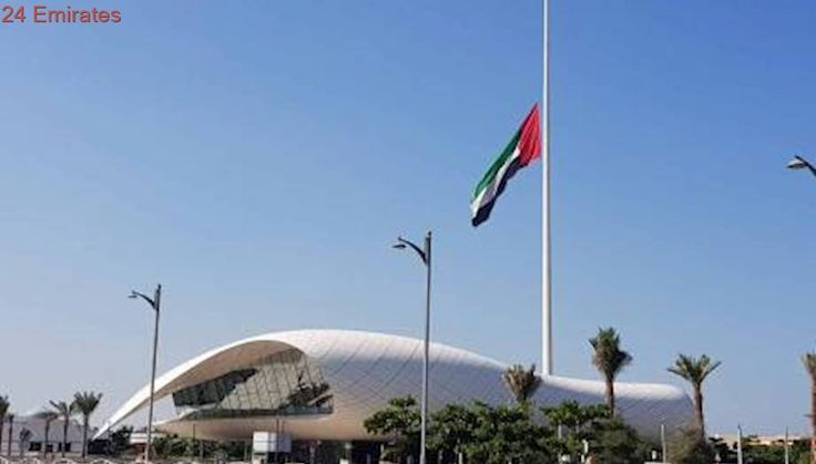 UAE flags flying at half-mast to mark Commemoration Day