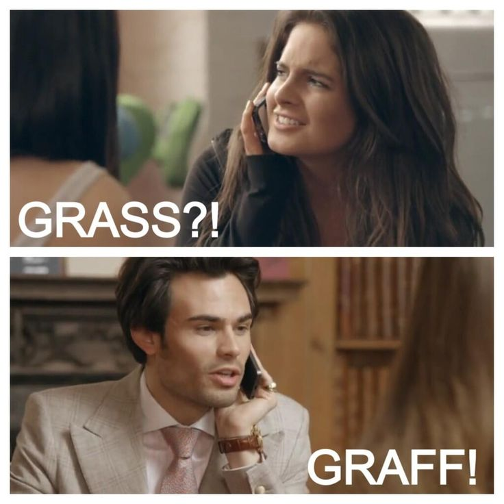 Made In Chelsea... I laughed so hard at this I love Binky :)