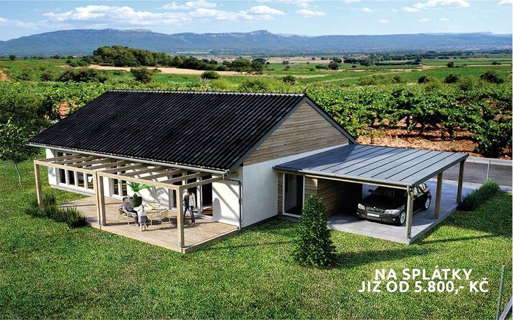 Dnes si představíme velmi populární rodinný dům Goopan P 98, který disponuje řešením 4+kk,  s podlahovou plochou 98,7 m2:) Tento krásný dům splňuje 100% požadavky každé velké rodiny, která hledá komfort, pohodlí a velmi nízké měsíční náklady na provoz :) A cena? Tento dům můžete vlastnit již od 5.800,- Kč měsíčně :) Více od domech na www.goopan.cz
