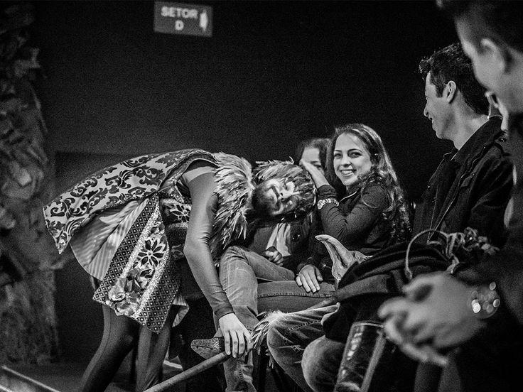 #showkorvatunturi #korvatunturigramado #gramadonatalluz #natalluz #gramado #korvatunturi Uauuuu... Hoje tem Espetáculo Korvatunturi. Venha e traga sua família. O show mais cativante de Gramado durante o Natal Luz 2015! http://ow.ly/Vhyhk