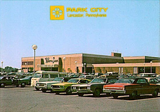 Car Dealerships In Bakersfield Ca >> Park City Mall, Lancaster, PA 70s   Vintage Malls ...