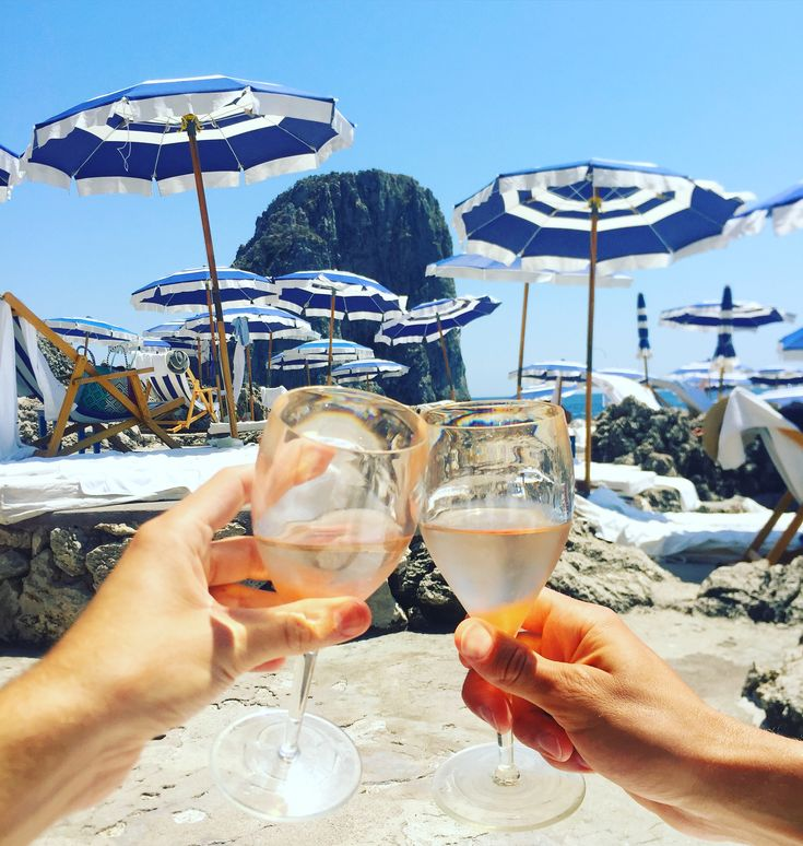Gray Malin Travel Journal - Capri