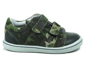 Ricosta Pepino Niddy in Army, new from Liquorice Laces...a big hit with the boys!