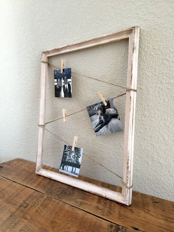 best 25  clothespin picture frames ideas on pinterest