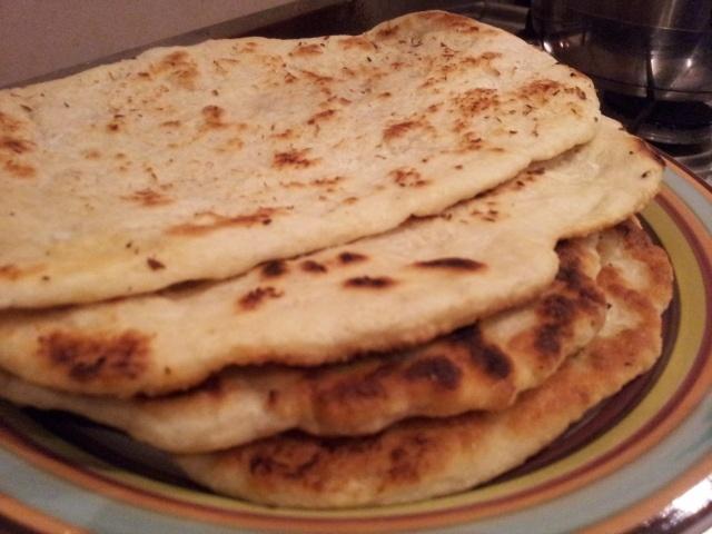 Paul Hollywood's Peshwari Naan Bread