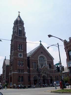 st. benedict chicago - Google Search