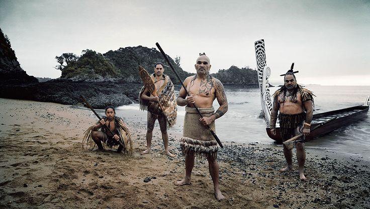 Maorí, Nueva Zelanda