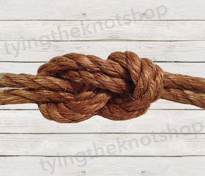 Tying the Knot Wedding Ceremony, Infinity Knot Kit, Nautical Wedding, Military, Rustic, Outdoor, Alternative Wedding Ceremony, Wedding Rope