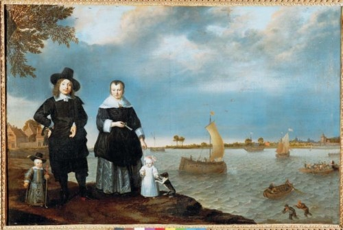 The Dutch East India Company, 1600–1660