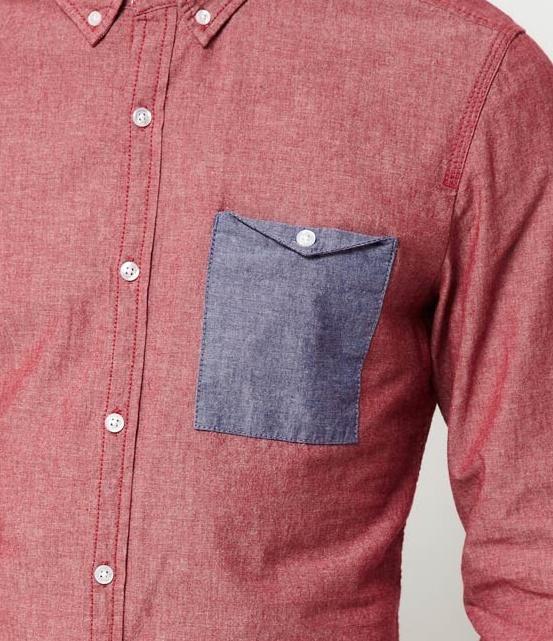 Color + Pocket Details