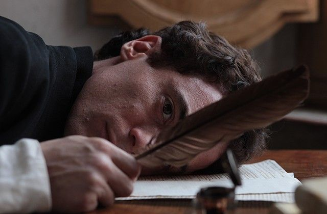 """The Italian actor Elio Germano is the leading actor of the film """"The Fabulous Youth ('Il giovane favoloso') by Mario #Martone.   The film is about the life of 19th-century Italian poet and philosopher Giacomo #Leopardi."""