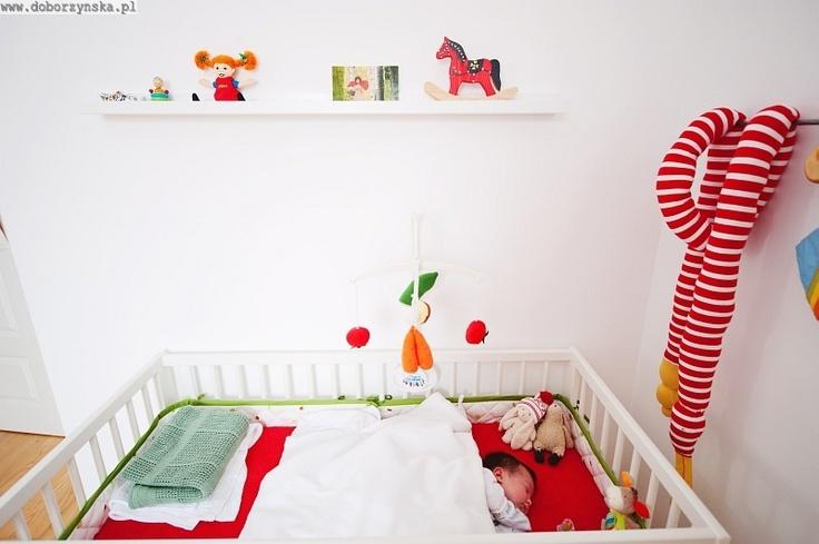 Laura's nursery corner