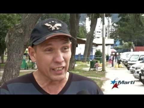 """""""Estoy arrepentido"""" Miguel Enrique Tapia fue un alto oficial del ejército cubano. Hoy se encuentra en Ecuador, buscando llegar a EEUU"""