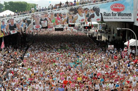 Freihofers Run for Women joins elite and recreational ...