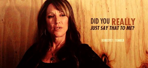 That I see Katey Sagal now and think Gemma Teller and not Peggy Bundy is probably the greatest testament to her work on Sons.