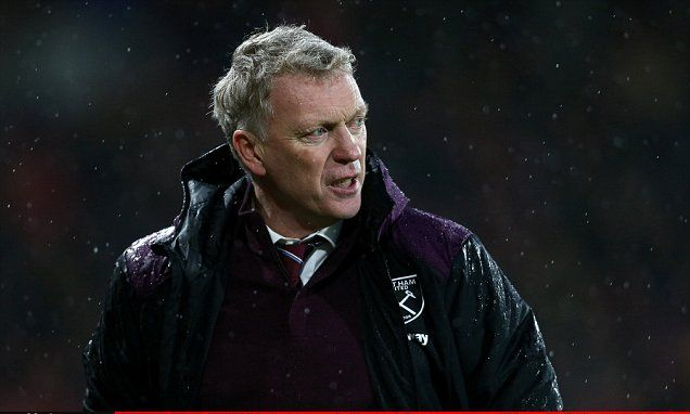 David Moyes speaks about West Ham transfers in January