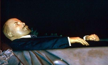 Câți bani dă Rusia pentru conservarea trupului lui Lenin