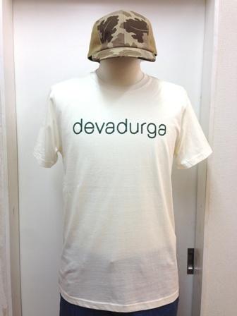 devadurga(デヴァドゥルガ) KARABINER Tシャツ(ホワイト) - TORTUGA|devadurga,SANTASTIC!,MURAL,MACKDADDY等の人気ブランド正規取扱・通販