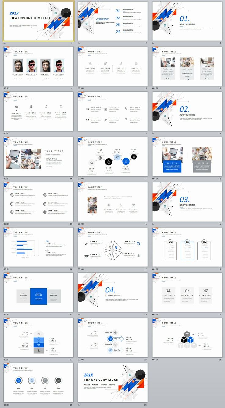 26+ business Creative Charts PowerPoint template