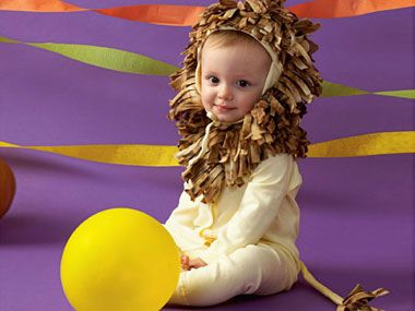 lion  sc 1 st  itsBABY.com & How to: Cute DIY Halloween Costume Ideas - itu0027s BABY time!