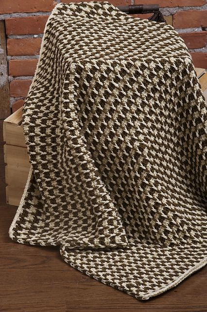 Checkerboard Knitting Pattern Blanket : 1000+ images about Crochet Blankets on Pinterest Ripple ...