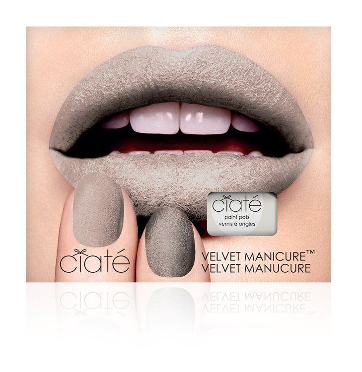 Ciaté Velvet Manicure - Mink Cashmere