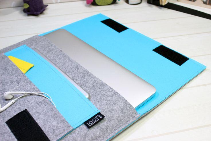 Simple laptop sleeve, 13 inch laptop case, minimal…