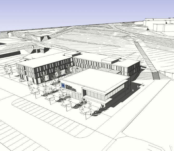 Convitto per studenti a Malles Bz _ Gianluca Nicolini Architetto