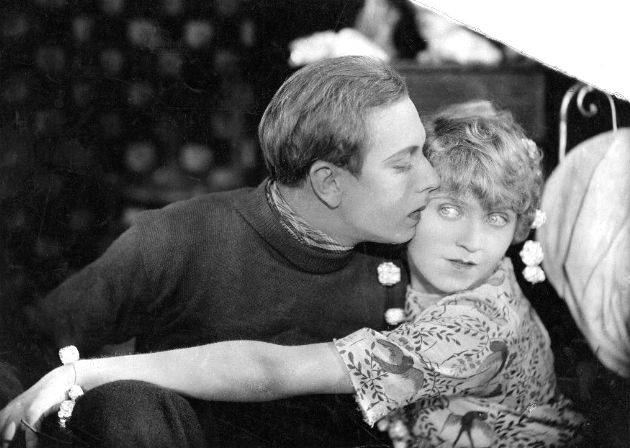 Colloque Marcel L'Herbier : redécouverte d'une figure majeure du cinéma du XXe siècle - La Cinémathèque française: Le Diable au couer, avec Jaque Catelain & Betty Balfour, 1926