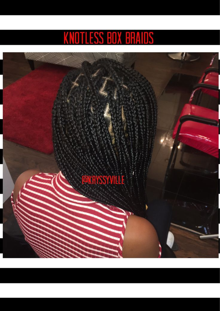 Knotless Box Braids The Ultimate Protective Style