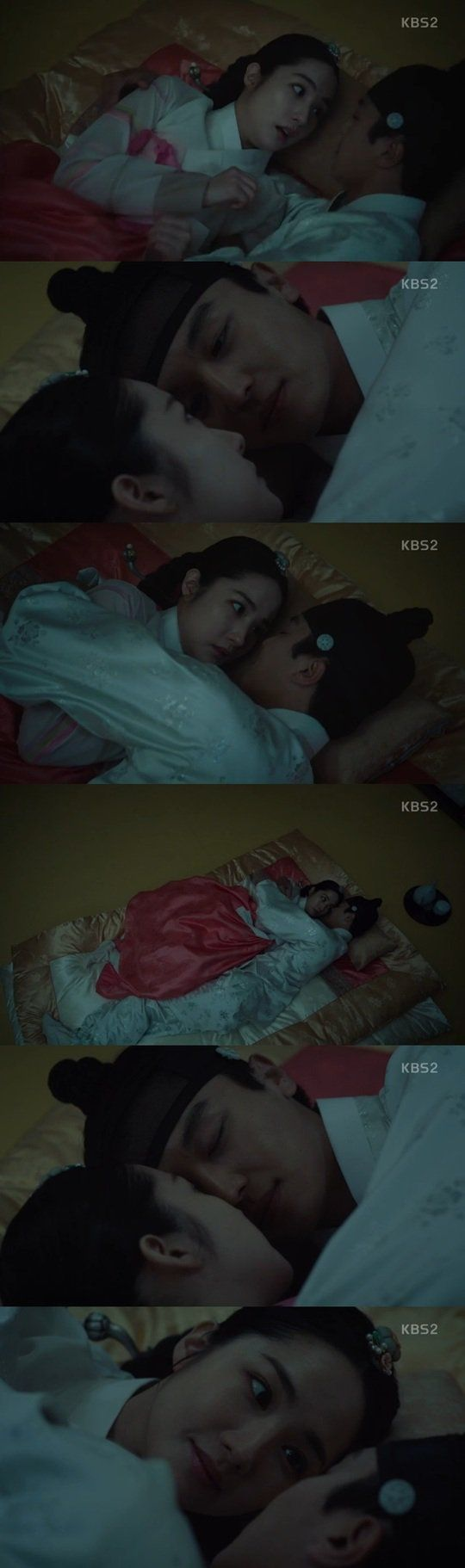 """[Spoiler] """"Queen for 7 Days"""" Yeon Woo-jin spends first night with Park Min-young"""