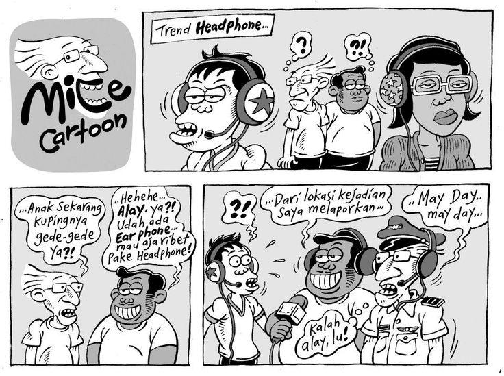 Mice Cartoon, Kompas - 2010: Trend Headphone