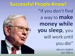 Until you have experienced what it feels like to go to sleep with a certain amount of money in your bank account and wake up the following morning with double that amount in your account, you will not be able to grasp just how rewarding a successful internet business can be. http://affiliatemarketingdecoded.com/follow-a-proven-model