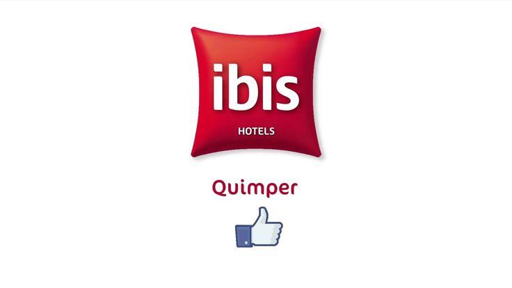 Offres spéciales et promotions vacances d'été pour l'hôtel Ibis de #Quimper http://www.ibis.com/fr/hotel-0637-ibis-quimper/index.shtml