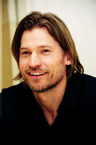 Nikolaj Coster-Waldau... Looks much nicer when he isn't covered in shit.