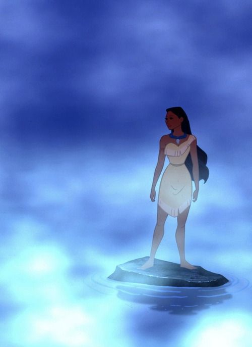 Pocahontas - for my best friend Tracey.  She is the live image of Pocahontas.....  so beautiful inside and out