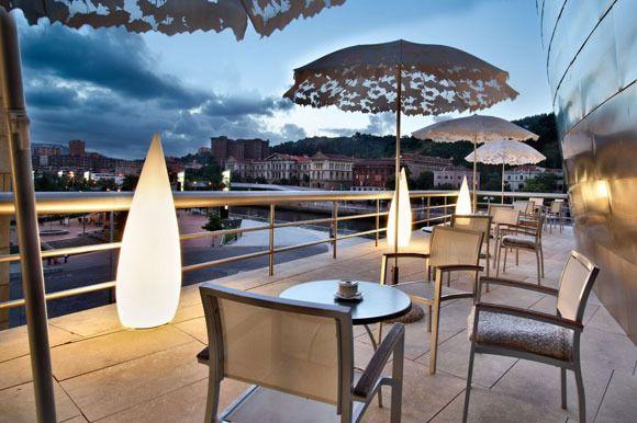 Disfruta de los mejores restaurantes rodeados de arte